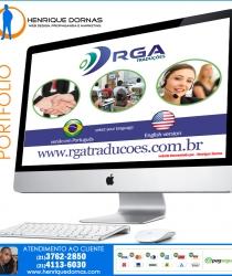 thumbs rga traducoes Sites Desenvolvidos