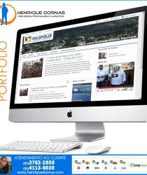 thumbs secretaria de turismo de nilopolis Sites Desenvolvidos