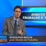 Advogado Rodolpho Bacchi