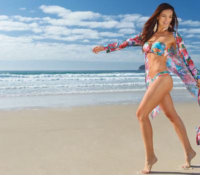 Moda praia Portfolio 4   with pagination