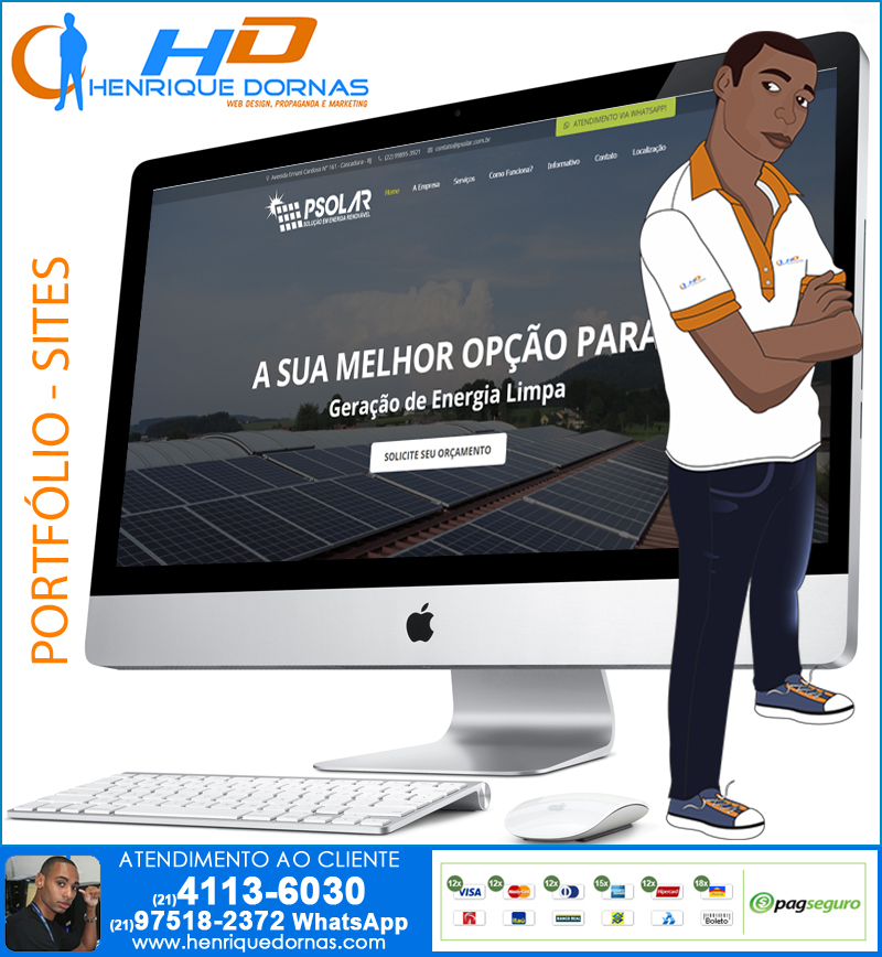 cliente p solar PSOLAR   Energia Renovável