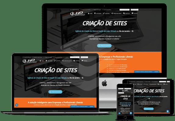 criacao de sites e lojas virtuais