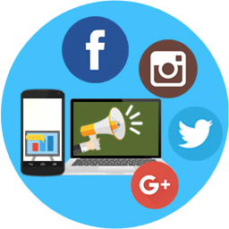 new-social-media-marketing-icon